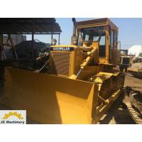 Buy cheap 104Kw Used Cat Bulldozer D6D With Turbocharged Aspiration Newly Painted product
