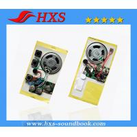 Buy cheap Greeting Card Programmable Voice Recorder Sound Module product