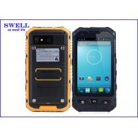 Buy cheap Tourist Industry Mil Spec Cell Phones , Update Land Rover A8 Smartphone product