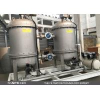 China Multi-Function Sucking Type Duplex Self Cleaning Filter for cooling tower side stream filtration system on sale