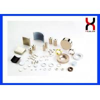 Buy cheap Strong NdFeB Permanent Magnet With Customized Sizes / Performances / Shapes product