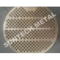 Buy cheap Explosioni Bonded B171 Copper Clad Plate ASME SB432 Production Code from Wholesalers