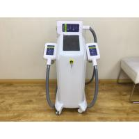 China Lipo Freeze Machine With 3 Cryo Handles , Fat Burning Cellulite Treatment Machine on sale