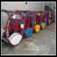 Buy cheap popular amusement machine happy swing car coin operated happy car product