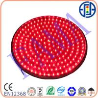 Buy cheap 400mm Red Ball Traffic Light Module product
