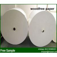 China White copy Paper roll jumbo reel on sale