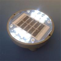 Buy cheap Pavement Levelled Marker/Studs  embedded solar road stud cat eye manufacture offer product