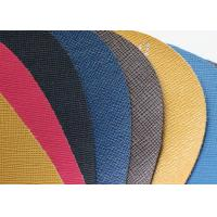 Buy cheap Colorful Polyester Synthetic Suede Fabric Knitted Technics Anti Shrink product