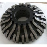 Buy cheap CNC diamond tools profile wheels for granite, marble , sandstone. ceramic . product