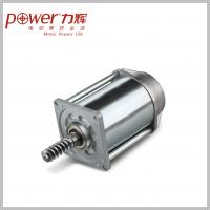 China Electrical 24v Permanent Magnet DC Motors Ø 16.8 mm Shaft High Torque on sale