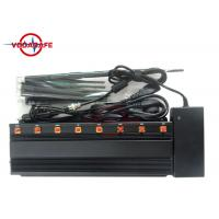 Buy cheap WiFi 2.4G Customized Network Signal Jammer GSM 1805 - 1880MHz Eco Friendly product