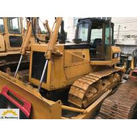 China Cheap second hand caterpillar bulldozer D7G with 3-shank ripper and Cat 3306 engine on sale