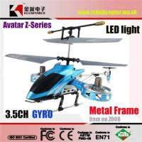 Buy cheap Avatar Z-Series Z008 3.5 Channel Mini RC Helicopter product