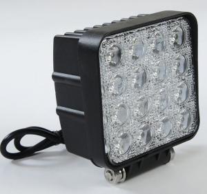 Buy cheap 48 Watt LED Auto Car Head Lights 4*4 LEDs Waterproof IP 67 Truck Work Lights product