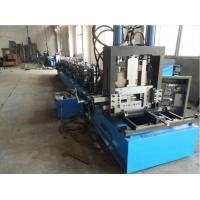 Buy cheap Z Type Steel Purlin Forming Machine CZ Purlin Durable Fast Change from wholesalers