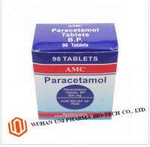 Buy cheap Paracetamol 500mg Tablets External Use , Fever Medicine Paracetamol Pain Killer Pills product