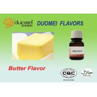 Buy cheap Fresh Rich Natural Butter Flavor Bakery Cake Flavors Oil Base For Bakery product