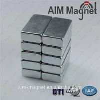 Buy cheap Customize strong neodymiumn magnet in 25x10x3mm product