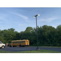 Buy cheap Shoebox Area Light Exterior Parking Lot Lighting 150w High Voltage 480V Lumileds from wholesalers
