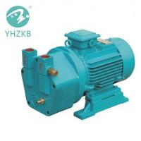 Buy cheap 4/4.5kw single stage cast iron material liquid ring vacuum pump for textile industry product