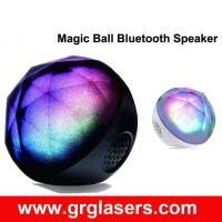 Buy cheap LED Color Changing Ball Light Wireless Bluetooth Speaker product