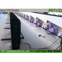 Buy cheap IP65 Waterproof Football Stadium Perimeter LED Display P6 With Strong Durable Panels product