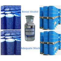 Buy cheap 99% Benzyl Alcohol High Purity Safety Solvents Liquid With Strong SolubilityCAS 100-51-6 product