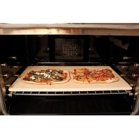 Heat Resistance Baking Refractory Pizza Stone No Odor For Home Oven FDA Certification