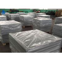 China 1000LBS Concentrated Load Heavy Duty Vinyl Tiles Calcium Sulphate False Panel on sale