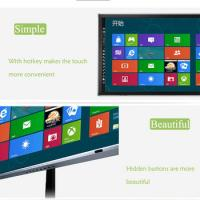 Buy cheap infrared touch screen monitor all in one monitor touch screen smart tv monitor product