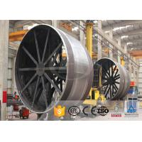 Buy cheap Yz3060 60m Cement Production Line Ceramsite Rotary Kiln Low Heat Consumption product