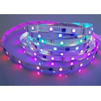 Buy cheap Dream Color Digitally Addressable Led Strip WS2818 IC Magic RGB 5M SMD 5050 150 LEDs 7.2W/M product