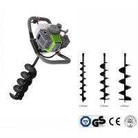 Buy cheap Manual Operated Earth Auger / Petrol Post Hole Digger product