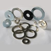 Buy cheap industrial strong permanent neodymium ring magnets for high performance motors product