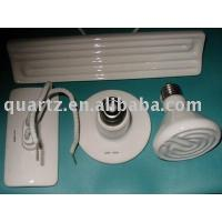 Buy cheap Ceramic Emitter Quartz Heater lamp product