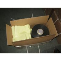 Buy cheap Adhesive PVC Pipe Wrapping Tape / Pipe Insulation Wrap Tape Anti Rust and Water Resistance product