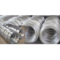 SAE1006B, SAE1008B, SAE1010B BWG Hot Dipped Galvanized Wire Rod of Mild Steel