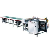 Buy cheap High Efficiency Automatic Gluing Machine For Rigid Box / Set Up Box / Cover Making product