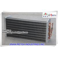 Buy cheap Finned Tybe Copper Tube evaporator for refrigeration System product