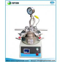 China High Pressure reactor/Autoclave With Magnetic Stirrer on sale