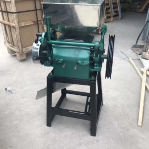 China High Capacity Industrial Peanut Crusher Machine Energy Saving 1 Year Warranty on sale