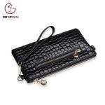 Buy cheap Hiqh quality clutch bags fashion Shiny PU leather handbags women's bag stone grain cosmetic purse bag evening wallets product