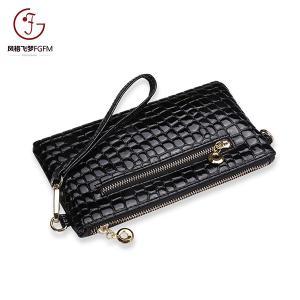 Buy cheap Hiqh quality clutch bags fashion Shiny PU leather handbags women