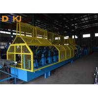 Buy cheap Steel C / Z Purlin Interchangeable Unistrut Channel Roll Forming Machine For PLC  System product