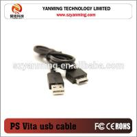 China usb charger and data cable for PS Vita game on sale