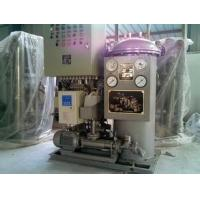 China Professional 15 ppm Oily Water Separator Purifier , Bilge Water Separator on sale