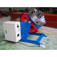 Buy cheap welding positioner   turning table  including the welding chuck product