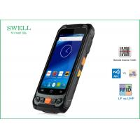 Buy cheap Build in NFC UHF Scan Code Smartphone Android 5.1.1 Rugged 4.7 Inch Phone product