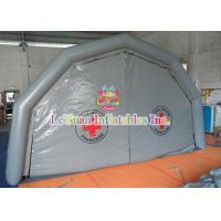 Buy cheap Air Welded Inflatable Medical Tent ,Disinfected Emergency Shelter Tent product
