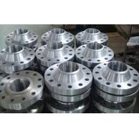 Buy cheap ASME B16.5 Material A182 Gr.  F1 welded neck steel pipe flange product